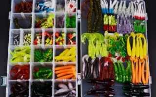 Съедобная резина для рыбалки: виды и особенности применения
