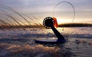 Особенности ловли на жерлицы зимой на реках