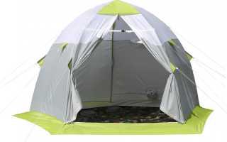 Как выбрать палатку для зимней рыбалки? Модели, материал, оснащенность