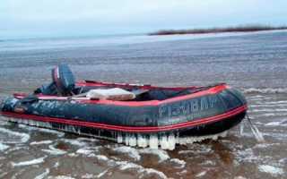 Как хранить лодку ПВХ – консервация плавательного средства на зиму