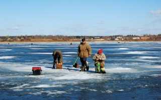 Рыбалка по последнему льду: особенности и хитрости