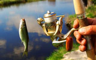 Гроза на рыбалке: меры безопасности