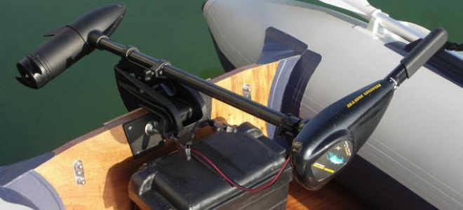 Электромотор для лодки: как выбрать в зависимости от условий ловли