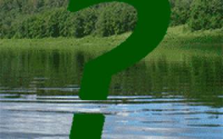 Ловля на фидер летом: как выбрать место и тактика ужения