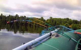 Ловля леща с лодки – особенности такой рыбалки и используемые снасти