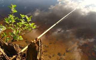 Как привязать леску к удочке: простые и современные способы