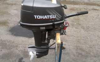 Подвесные лодочные моторы Tohatsu: особенности, обзор моделей, цены, отзывы